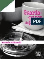 SCHIMANSKI, Fernanda - Guardanapos de Papel