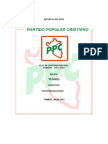Plan de Gobierno PPC