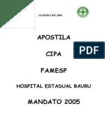 Apostila de Cipa Para Hospitais