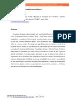 Durkheim y Tarde