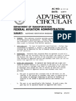 AC 121-16 Maintenance Certification Procedures