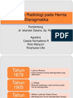 Gambaran Radiologi Pada Hernia Diaragmatika
