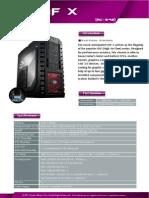 HAF X Product Sheet