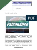 Curso de Psicanálise Clínica