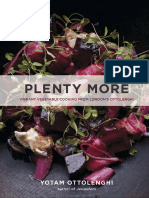 Plenty More by Yotam Ottolenghi -Recipes