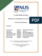 Team 32 - Overall Team Report