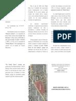 Reseña Histórica Pueblo Nuevo