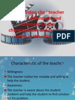 Tutorial (Teacher Make a Difference)