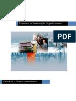 Manual Estrutura e Comunicação Organizacional