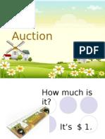 Unit 5 - auction ppt