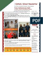 December 4th Newsletter