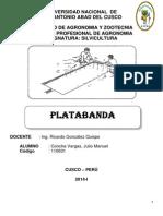Julio Trabajo Platabanda
