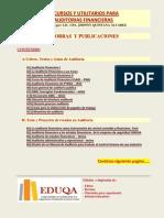 II) Obras y Publicaciones
