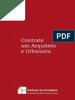 Cartilha Contrare Au Saergs 2014