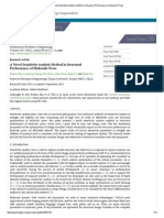 A Novel Sensitivity Analysis Method in Structural Performance of Hydraulic Press
