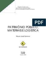 Patrimonio Publico Materiais e Logistica
