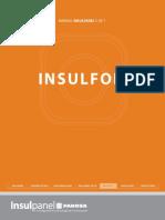 Manual Insulfoil Web