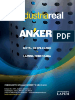 MetalDesplegado LaminaPerforada 2011 IndustriaReal