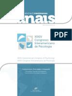 XXXIV Congreso Interamericano de Psicología. Libro de resúmenes