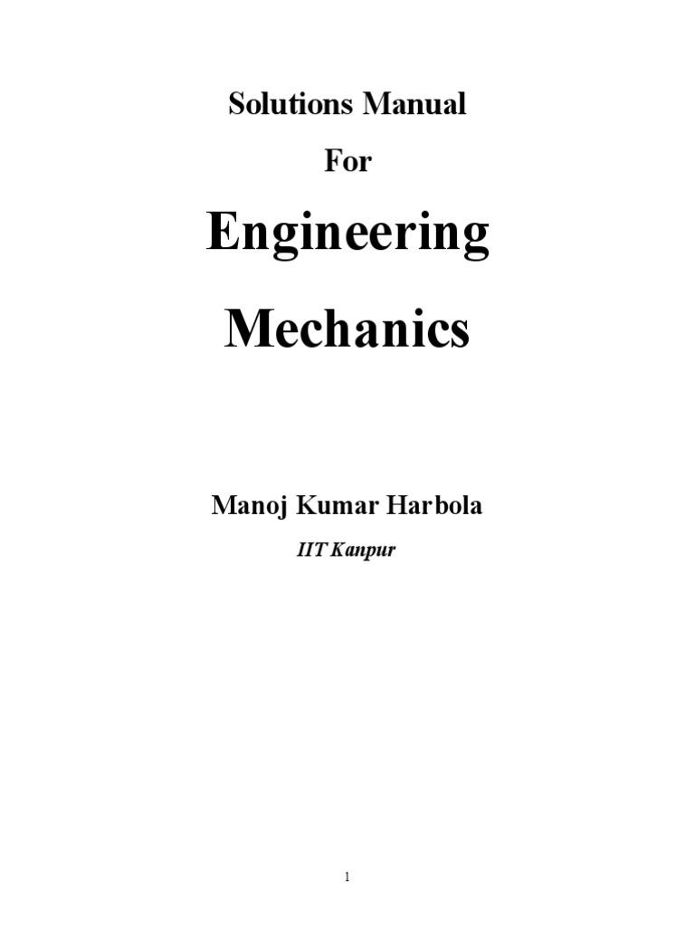 Engineering+Mechanics+Solutions+Manual | Trigonometric Functions |  Euclidean Vector
