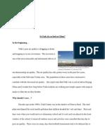 commentary paper - k johnston