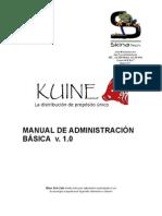 Administracion Kuine 0.2