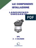 Landirenzo Omegas Gpl