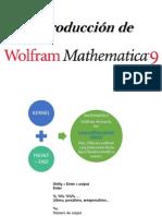 Introducción de Mathematica