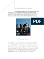 Background of Euro Disney Case
