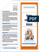 01 Folletos Pautas Educativas Basicas
