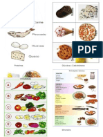 Proteínas Glúcidos o Carbohidratos