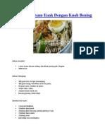 Resep Soto Ayam Enak Dengan Kuah Bening.docx