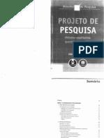 (10) John W. Creswell - Projeto de Pesquisa