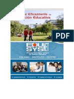 Brochure Edusysnet