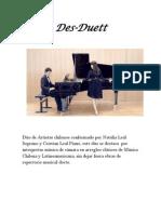 Des-duett