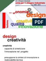 01 Ergonomia Design Innovazione 2009-10 Stampa
