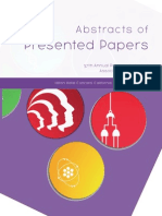 2014 PA Convention Abstracts of Presented Papers