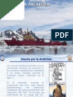 antartida - Marina de Guerra del Peru