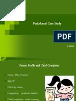 Periodontal Case Study