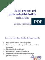 Zaključni procesi ri proizvodnji bioloških učinkovin-5