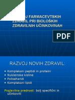 Razvoj farmacevtskih oblik