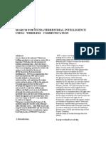SearchForExtraterrestrial-WirelessComm