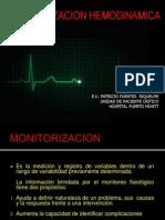 Monitorizacion Hemodinamica Agosto 2014
