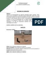 Informe Corrosion[Andres Forero, Ana Mosquera, Julian Carrillo Oscar Contreras]