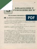 Relaciones en R - Matemática Basica - Ricardo Figueroa García