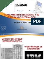Semana 04_1 Matrices Modelo BSP SA - Estrategias Informacion