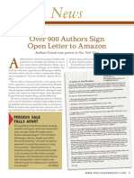 Open Letter to Amazon