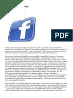 L'histoire de Facebook