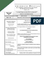 Codigo de Procedimientos Penales Del Estado Michoacán