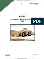 Manual Capacitacion Cargador Frontal 992g Caterpillar Ferreyros
